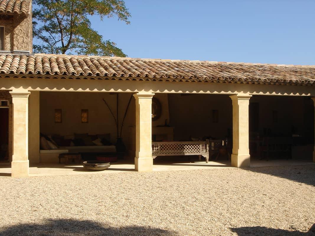extension sur b timent ancien les demeures du chateau. Black Bedroom Furniture Sets. Home Design Ideas
